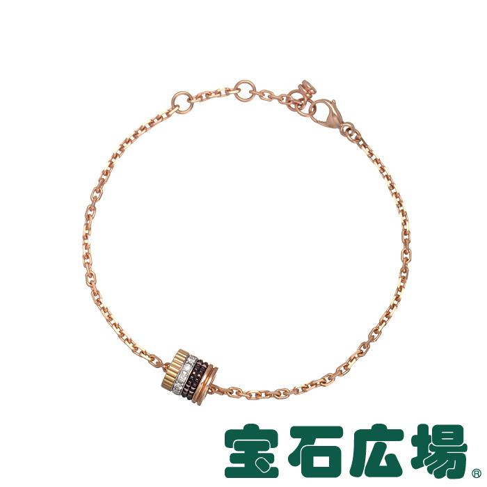 ブシュロン キャトルクラシック ダイヤ ブレスレット JBT00507【新品】 ジュエリー 送料・代引手数料無料