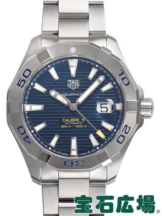 タグ・ホイヤー アクアレーサー キャリバー5 300M WAY2012.BA0927【新品】 メンズ 腕時計 送料無料