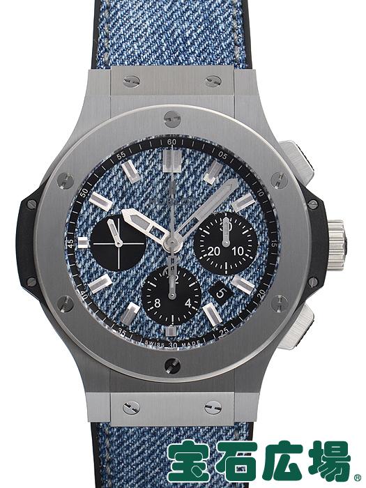 ウブロ ビッグバン ジーンズ スチール 世界限定250本 301.SX.2770.NR.JEANS16【新品】 メンズ 腕時計 送料・代引手数料無料