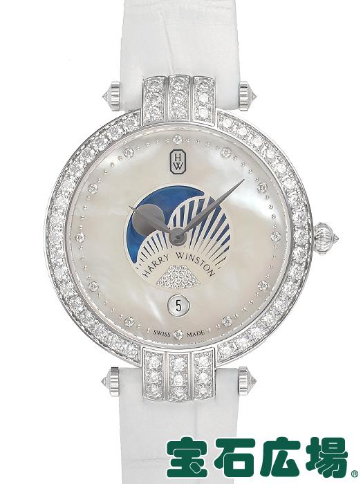 ハリー・ウィンストン プルミエール ムーンフェイズ PRNQMP36WW001【新品】 レディース 腕時計 送料・代引手数料無料