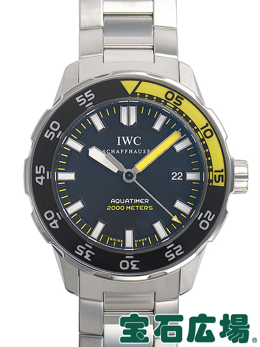 『4年保証』 IWC アクアタイマー オートマチック2000 IW356801【】 メンズ 腕時計 送料無料, Miotto Line (ミュオットライン) 57438a18