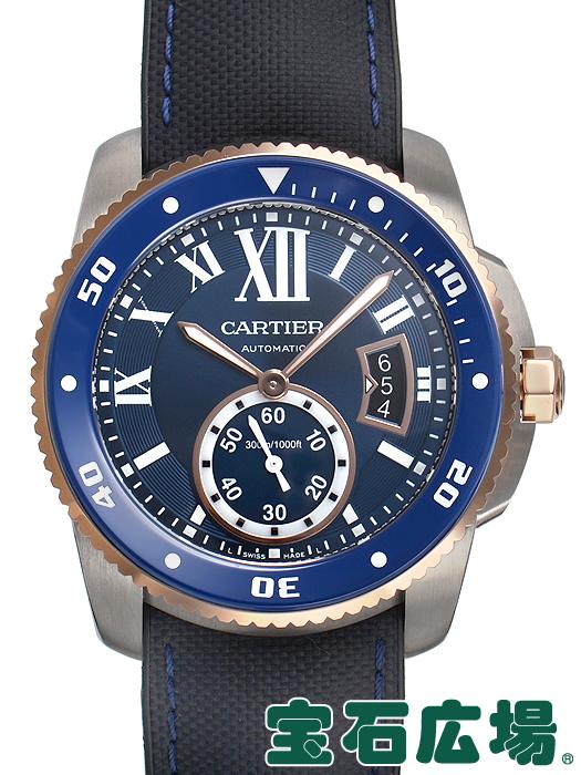 カルティエ カリブル ドゥ カルティエ ダイバー W2CA0008【新品】 メンズ 腕時計 送料・代引手数料無料