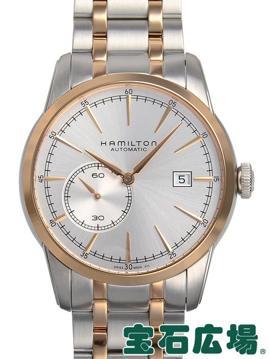 ハミルトン レイルロード スモールセコンド H40525151【新品】 メンズ 腕時計 送料・代引手数料無料