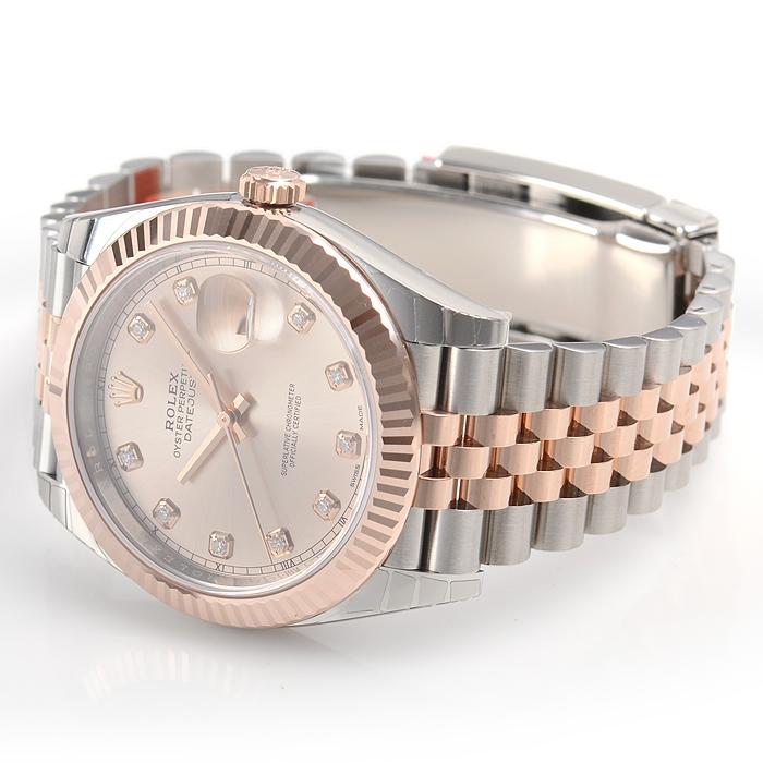 ロレックス ROLEX デイトジャスト41 126331G【新品】 メンズ 腕時計 送料・代引手数料無料