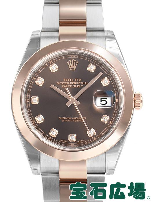 ロレックス ROLEX デイトジャスト41 126301G【新品】 メンズ 腕時計 送料無料