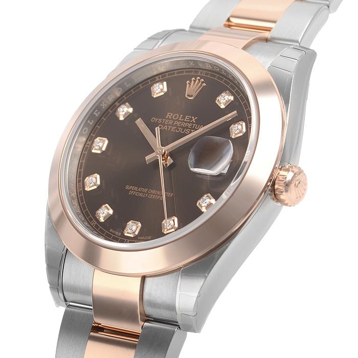 ロレックス ROLEX デイトジャスト41 126301G【新品】 メンズ 腕時計 送料・代引手数料無料
