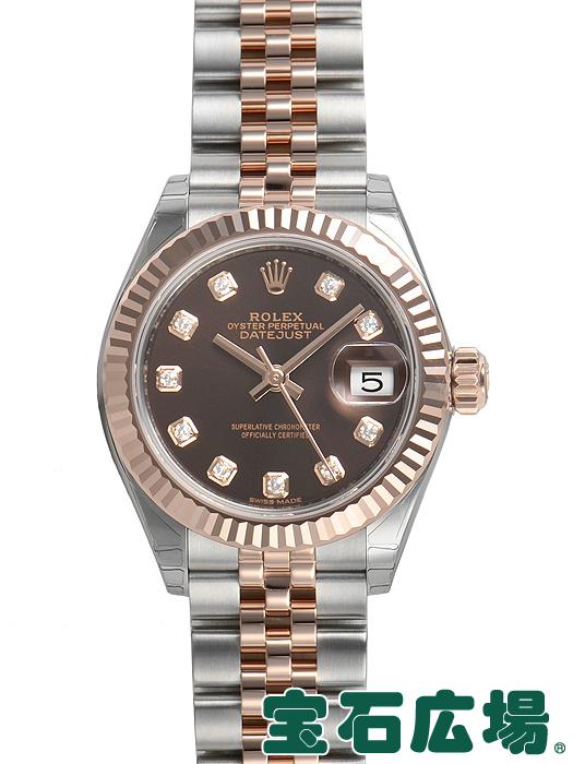 ロレックス ROLEX レディ デイトジャスト 28 279171G【新品】 レディース 腕時計 送料無料