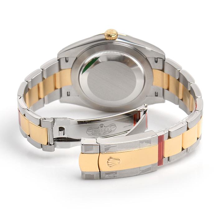 【最大3万円OFFクーポン配布中!4/1(月)0時開始】ロレックス ROLEX デイトジャスト41 126303G【新品】 メンズ 腕時計 送料・代引手数料無料