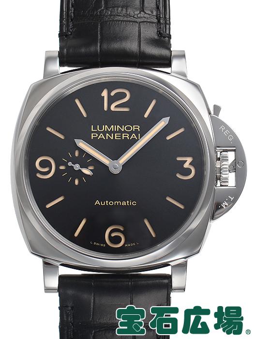 パネライ ルミノール ドゥエ3デイズ オートマティックアッチャイオ PAM00674【新品】 メンズ 腕時計 送料・代引手数料無料