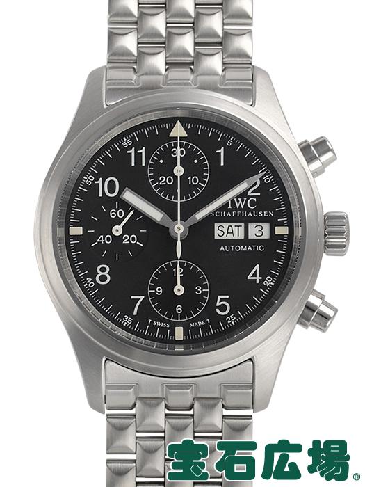 新しい IWC メカニカルフリーガークロノ IW370607【】 メンズ 腕時計 送料無料, ガラムガラム 79a29e98