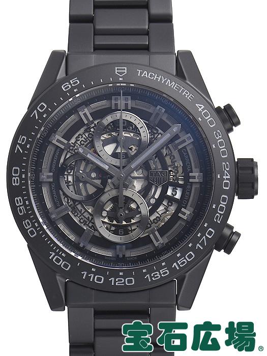 タグ・ホイヤー カレラ キャリバーホイヤー01 ブラックセラミック CAR2A91.BH0742【新品】 メンズ 腕時計 送料無料