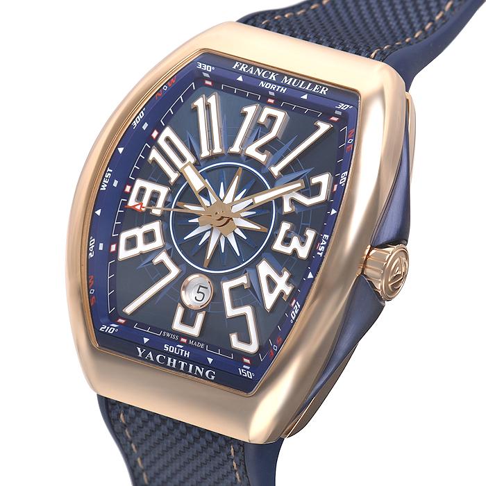 フランク・ミュラー ヴァンガード ヨッティング V45SCDT YACHTING【新品】 メンズ 腕時計 送料・代引手数料無料