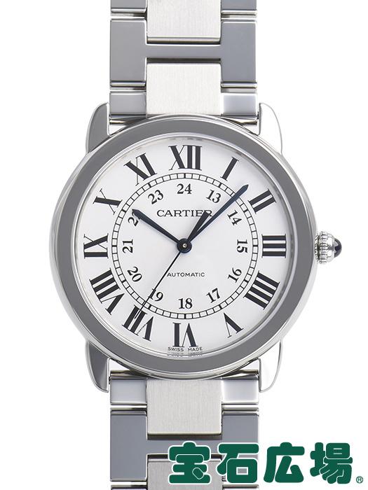 カルティエ ロンドソロ ドゥカルティエ MM WSRN0012【新品】 ユニセックス 腕時計 送料・代引手数料無料