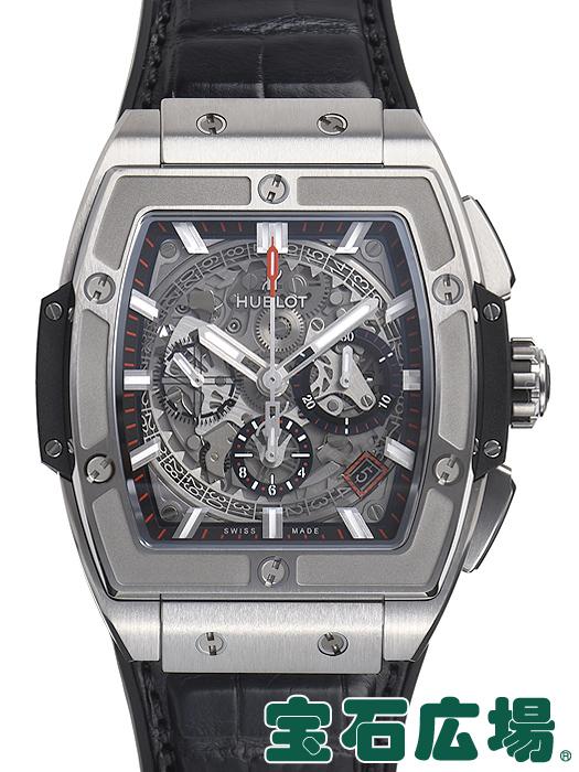 ウブロ スピリット オブ ビッグバン チタニウム 641.NX.0173.LR【新品】 メンズ 腕時計 送料無料