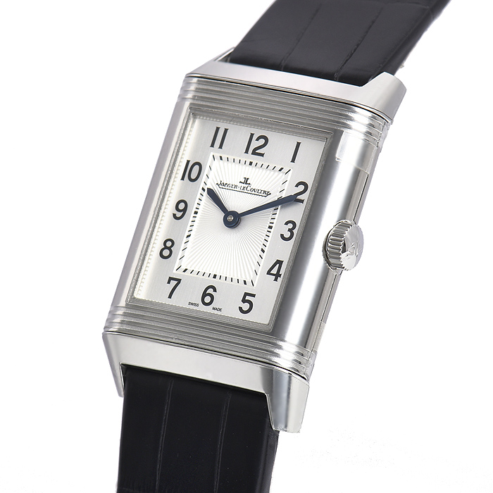 ジャガー・ルクルト レベルソ クラシック ミディアムデュエット Q2588420【新品】 ユニセックス 腕時計 送料・代引手数料無料