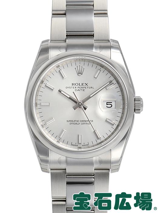 ロレックス ROLEX オイスターパーペチュアル デイト 115200 【新品】メンズ 腕時計 送料無料