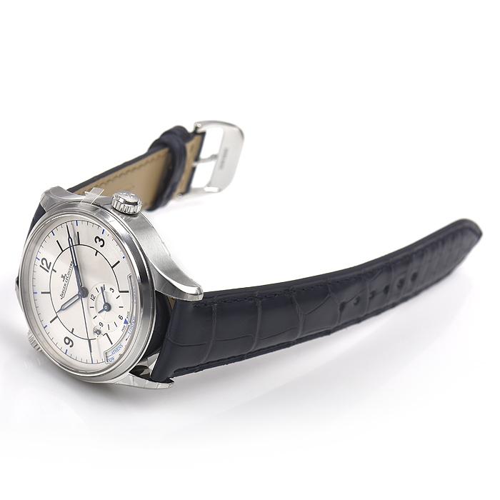 ジャガー・ルクルト マスタージオグラフィーク Q1428530【新品】 メンズ 腕時計 送料・代引手数料無料