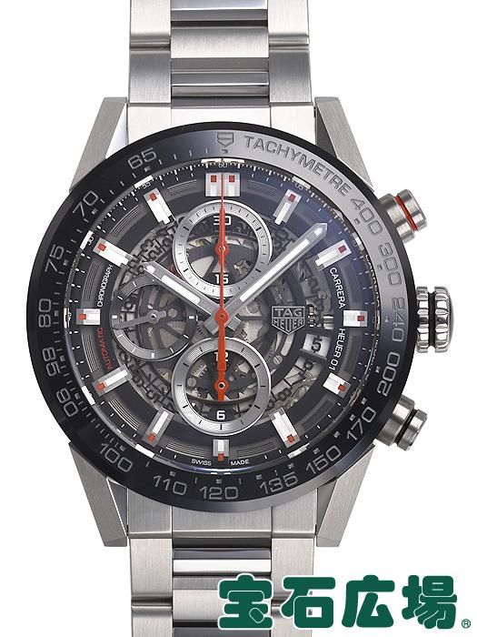 タグ・ホイヤー カレラ キャリバーホイヤー01 43mm CAR201V.BA0714【新品】 メンズ 腕時計 送料・代引手数料無料