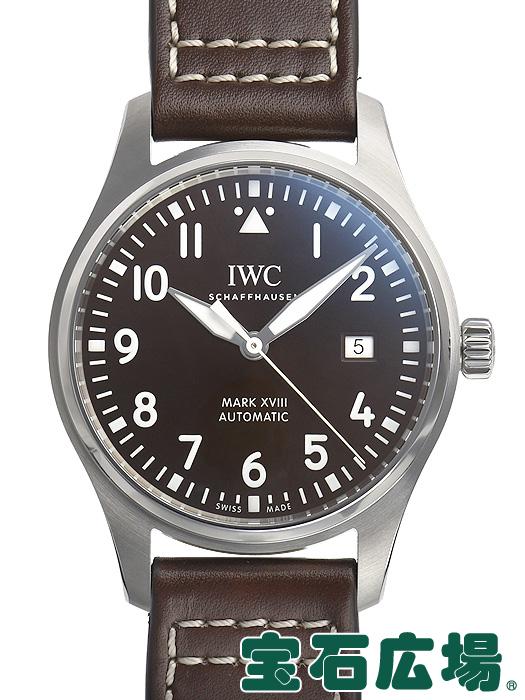 IWC パイロットウォッチ マーク18 アントワーヌ・ド・サンテグジュペリ IW327003【新品】 メンズ 腕時計 送料・代引手数料無料