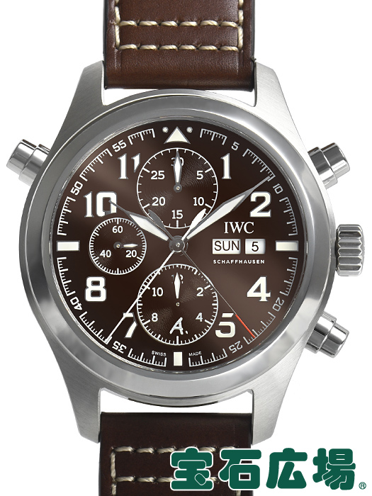 watch 6e9d5 bdb40 1,000 pilot at IWC watch double Kurono Antoine de サンテグジュペリ world limited  IW371808 men watch postage, collect on delivery fee for free
