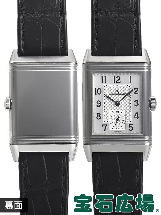ジャガー・ルクルト レベルソ クラシック ラージ スモールセコンド Q3858520【新品】 メンズ 腕時計 送料・代引手数料無料