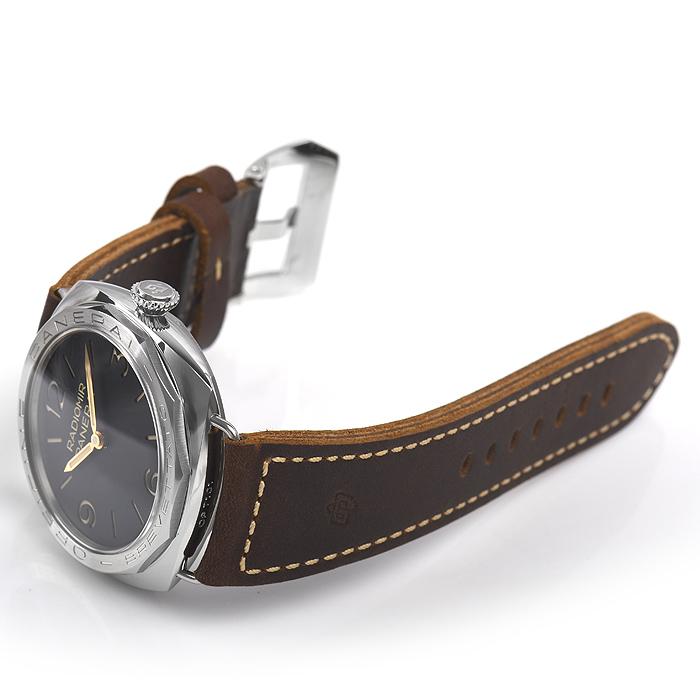 パネライ ラジオミール 3デイズ アッチャイオ 47mm 世界限定1000本 PAM00685【新品】 メンズ 腕時計 送料・代引手数料無料