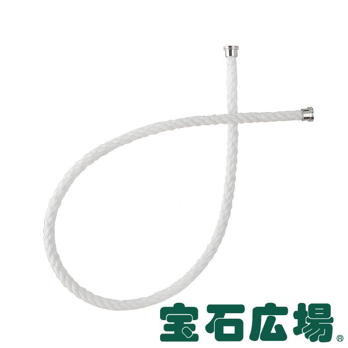 フレッド フォース10 ホワイト テキスタイル 2ロウケーブル(LM) 15 6B0268【新品】 ジュエリー 送料無料