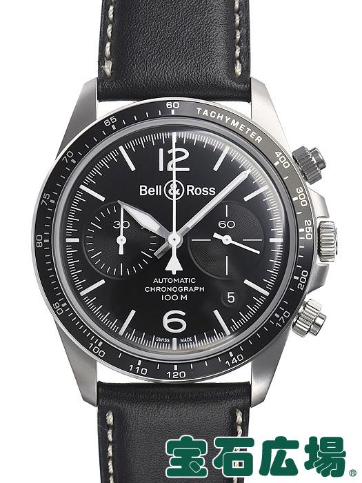 ベル&ロス BRV2-94 BLACK STEEL BRV2-94-BL-ST/SCA【新品】 メンズ 腕時計 送料・代引手数料無料