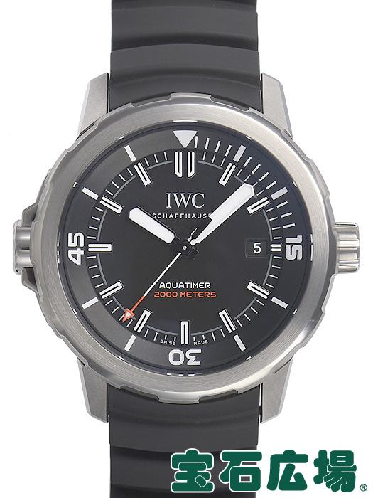 IWC アクアタイマーオートマテック2000 35イヤーズオーシャン2000 世界限定350本 IW329101【新品】 メンズ 腕時計 送料・代引手数料無料