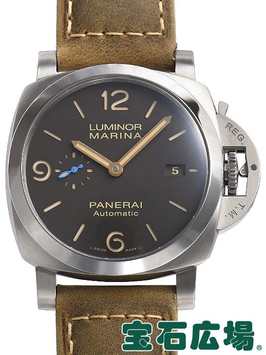 パネライ ルミノール1950 マリーナ 3デイズ PAM01351【新品】 メンズ 腕時計 送料・代引手数料無料, インテリアカタオカ:aee3435b --- aova.jp