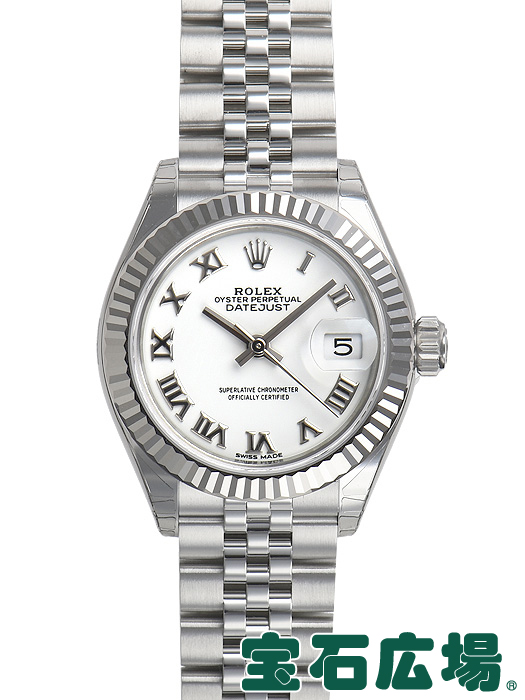 ロレックス ROLEX レディ デイトジャスト 28 279174【新品】 レディース 腕時計 送料・代引手数料無料