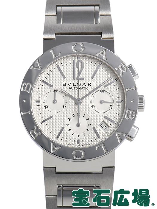 ブルガリ BVLGARI ブルガリブルガリ クロノ BB38WSSDCH/N【新品】メンズ 腕時計 送料・代引手数料無料