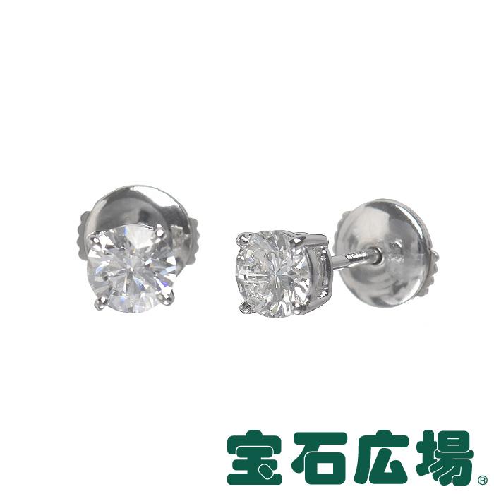 宝石広場オリジナル ダイヤピアス D 0.531ct/0.525ct【新品】 ジュエリー 送料・代引手数料無料