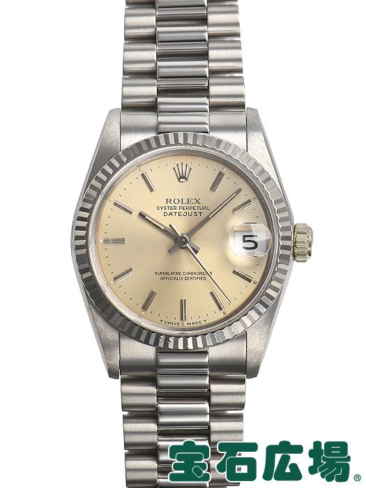 ロレックス ROLEX オイスターパーペチュアル デイトジャスト 68279【中古】 ユニセックス 腕時計 送料・代引手数料無料