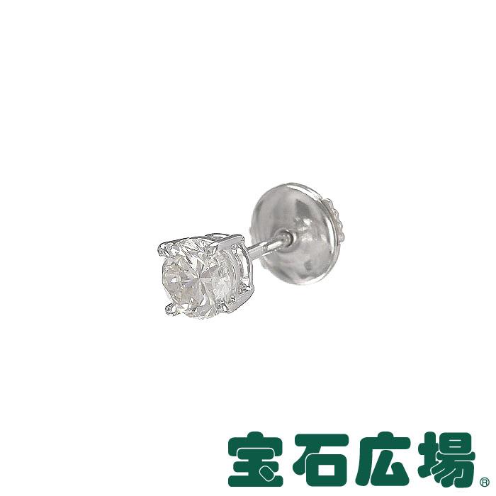 宝石広場オリジナル ダイヤ ピアス(シングル) D 0.558ct【新品】 ジュエリー 送料・代引手数料無料