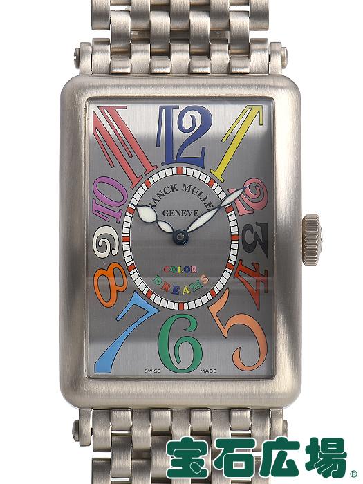 フランク・ミュラー ロングアイランド カラードリーム 1200SCBR【中古】 メンズ 腕時計 送料・代引手数料無料