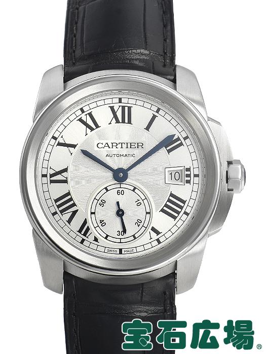 【数量は多】 カルティエ カリブル ドゥ カルティエ 38mm WSCA0003【】 メンズ 腕時計 送料無料, 床工房 66a6207f
