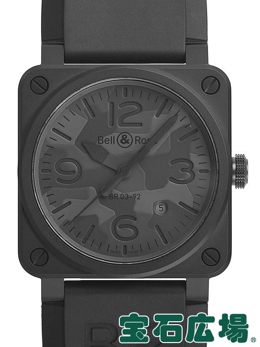 ベル&ロス BR03-92 BLACK CAMO BR03-92-COMO-CE/SRB【新品】 メンズ 腕時計 送料・代引手数料無料