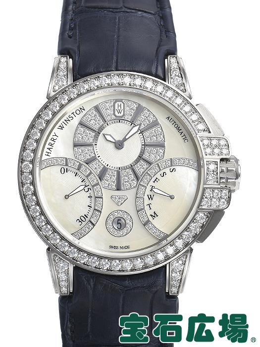 ハリー・ウィンストン オーシャン バイレトログラード オートマティック42 OCEABI42WW002【新品】 メンズ 腕時計 送料・代引手数料無料