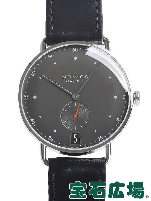 ノモス メトロ38 デイト アーバングレー MT1B4UG2(1103)【新品】 メンズ 腕時計 送料無料