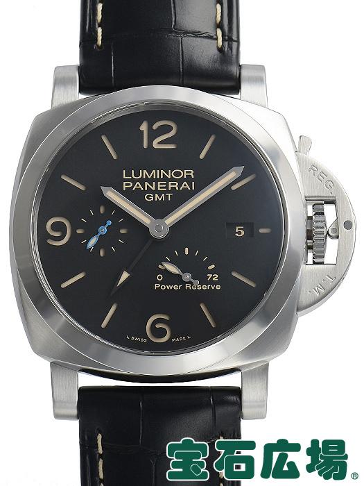 パネライ ルミノール1950 3デイズ GMT パワーリザーブ PAM01321【新品】 メンズ 腕時計 送料・代引手数料無料