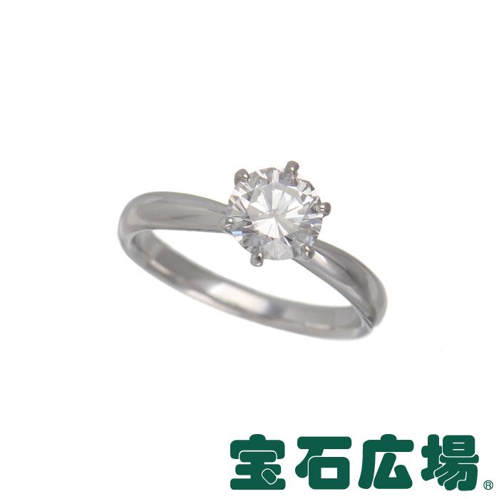 宝石広場オリジナル ダイヤ ソリティアリング D 1.04c【新品】 ジュエリー 送料無料