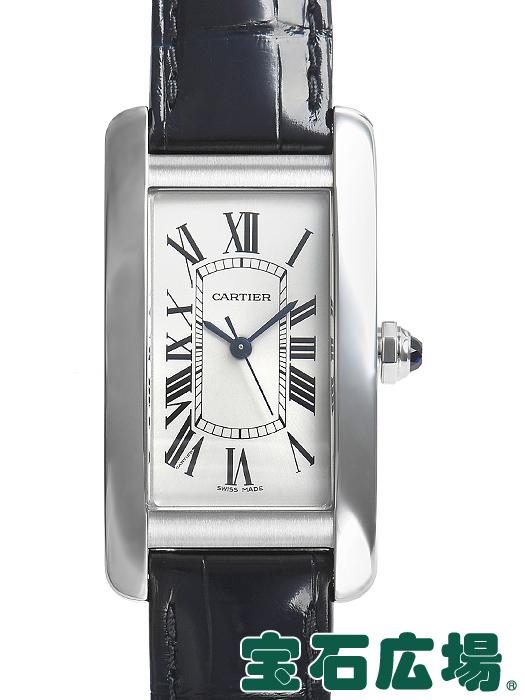 カルティエ タンクアメリカン MM WSTA0017【新品】 ユニセックス 腕時計 送料・代引手数料無料