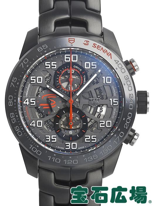タグ・ホイヤー カレラ キャリバーホイヤー01 セナ限定 CAR2A1L.BA0688【新品】 メンズ 腕時計 送料・代引手数料無料