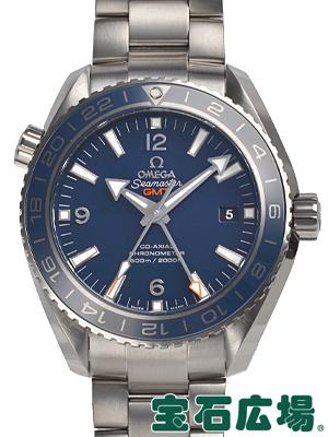 オメガ OMEGA シーマスター コーアクシャル プラネットオーシャン GMT 232.90.44.22.03.001【新品】 メンズ 腕時計 送料・代引手数料無料