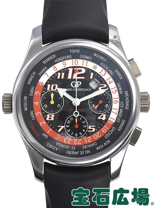 ジラール・ペルゴ WW.TCクロノ F1 053 49800.22.611.FK6A【中古】 メンズ 腕時計 送料・代引手数料無料
