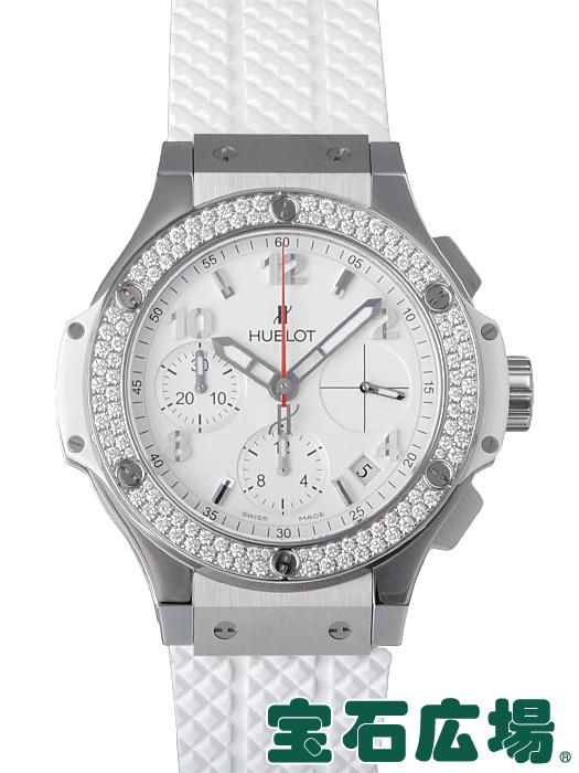 ウブロ ビッグバン スチール ホワイトダイヤモンド 342.SE.230.RW.114【新品】 メンズ 腕時計 送料・代引手数料無料