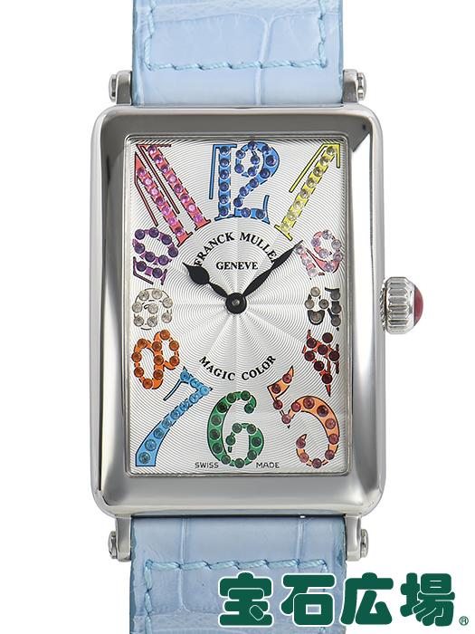フランク・ミュラー ロングアイランド マジックカラー 1002QZ MAGIC COLOR【中古】 メンズ 腕時計 送料・代引手数料無料