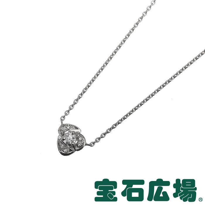 デビアス フラワー イン ザ ウィンド ダイヤ ネックレス【中古】 ジュエリー 送料無料