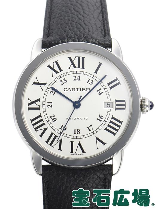 カルティエ ロンド ソロ ドゥ カルティエ 42mm WSRN0022【新品】 メンズ 腕時計 送料・代引手数料無料